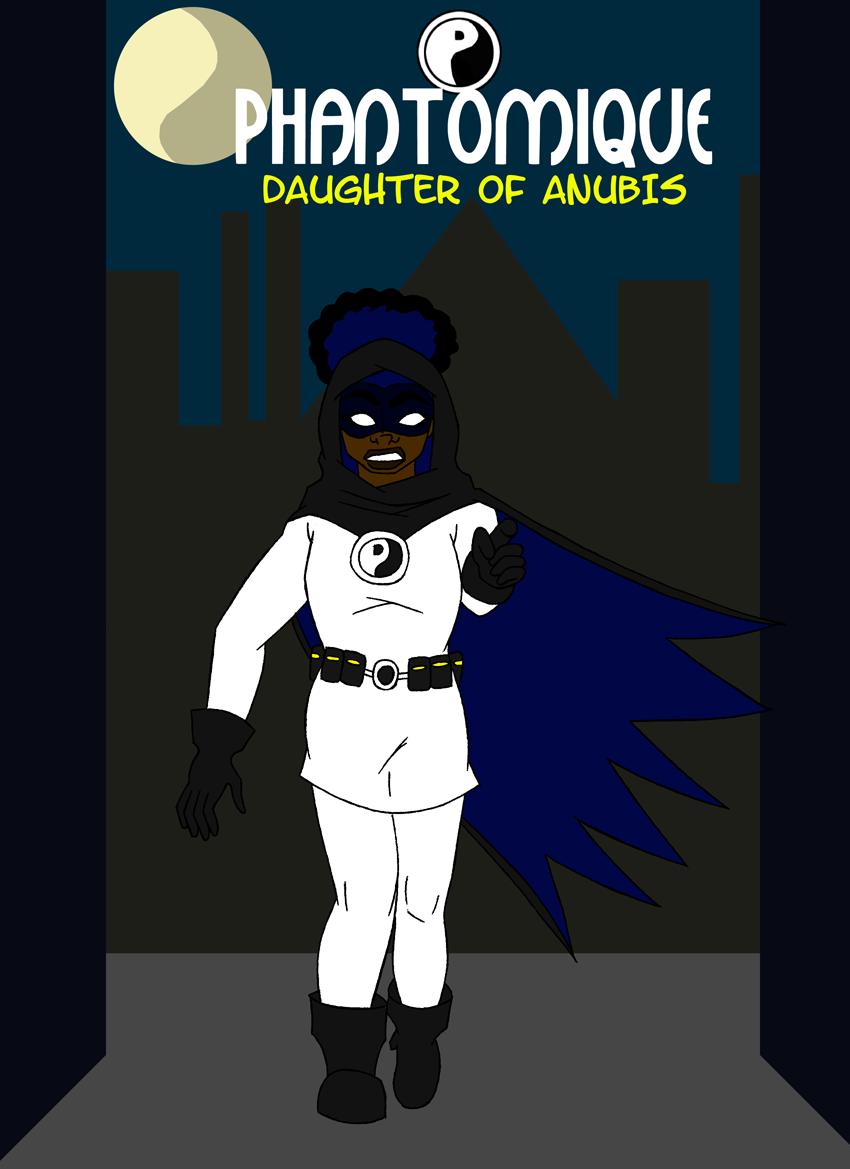 Daughter of Anubis